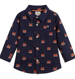 little boy hatley baby button down shirt
