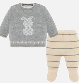 baby mayoral knit set