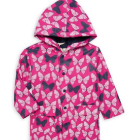 kid hatley color change rain coat