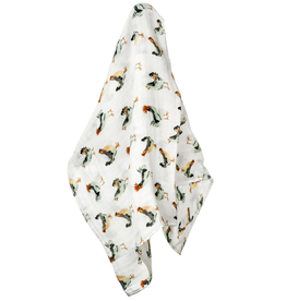 functional accessory milkbarn organic swaddle