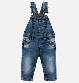 little boy mayoral overalls