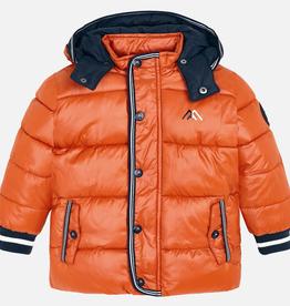 boy mayoral puffer coat