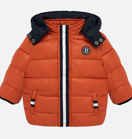 little boy mayoral puffer coat