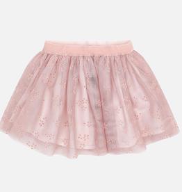 girl mayoral tulle skirt