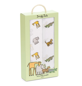 functional accessory jellycat pair of swaddles