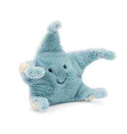 playtime jellycat skye starfish, 5""