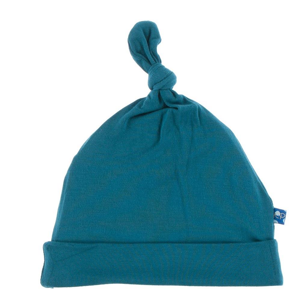 baby kickee pants knot hat