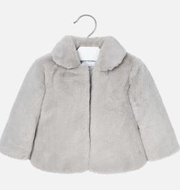 girl mayoral fur coat
