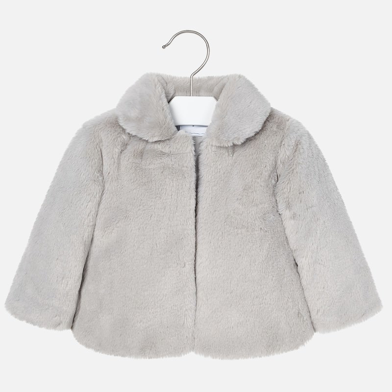 girl mayoral fur coat