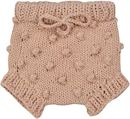 fashion accessory knit dot bloomers
