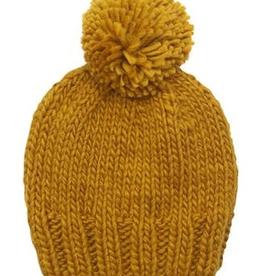 fashion accessory knit pom hat