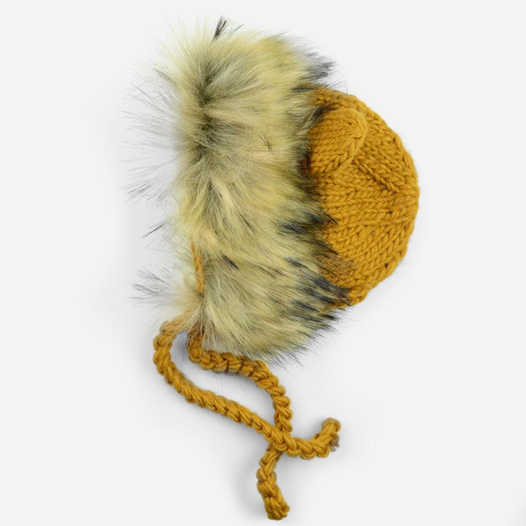 fashion accessory lennon lion hat