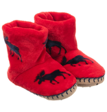 kid hatley fleece slippers