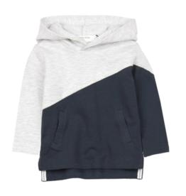 boy miles baby hooded sweatshirt