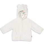 baby magnetic baby bear minky jackets