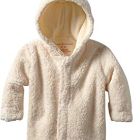 baby magnetic baby bear fleece jacket