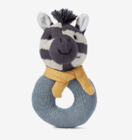 playtime zebra ring rattle