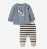 baby sweater & pants set