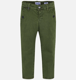 boy mayoral brushed twill pants