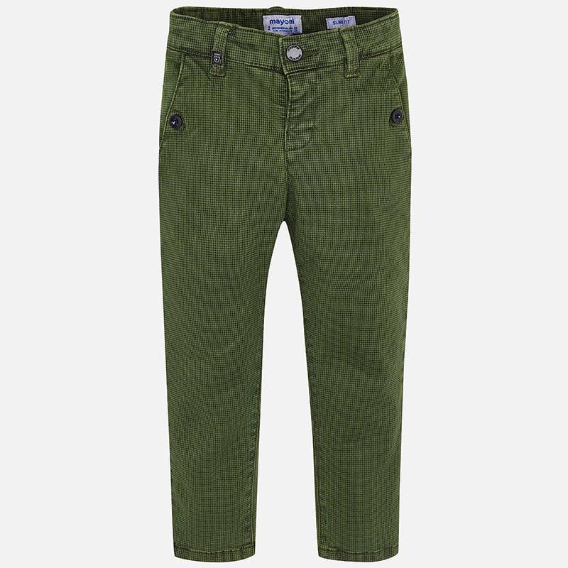 boy mayoral brushed twill pants