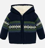 little boy mayoral fleece lined hoodie