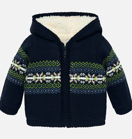 little boy mayoral fleece lined hoodie