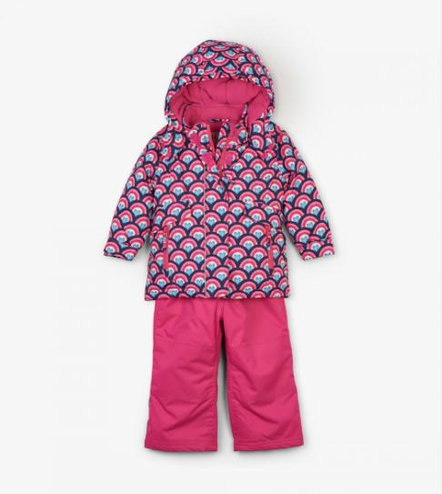 kid hatley snow suit sets