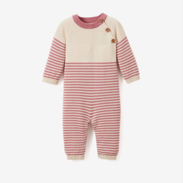 baby sweater rompers