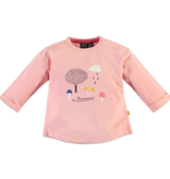 little girl babyface forest tee