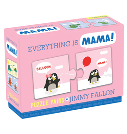 playtime everything is mama puzzle - jimmy fallon