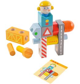 playtime haba brain builder ben, 2+