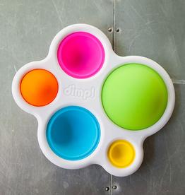 playtime fat brain toys dimpl, 6m+