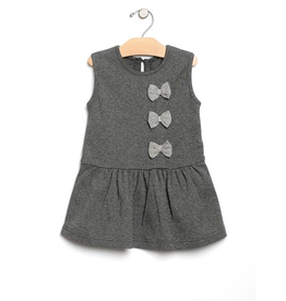 girl **sale** city mouse organic sleeveless bow tie dress
