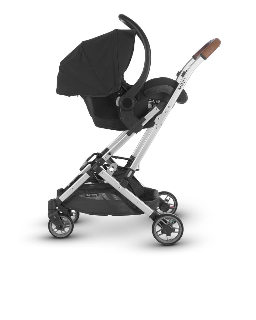 gear UPPAbaby MINU car seat adapter (nuna/maxi-cosi/cybex/besafe)