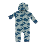 baby kickee pants quilted coverall