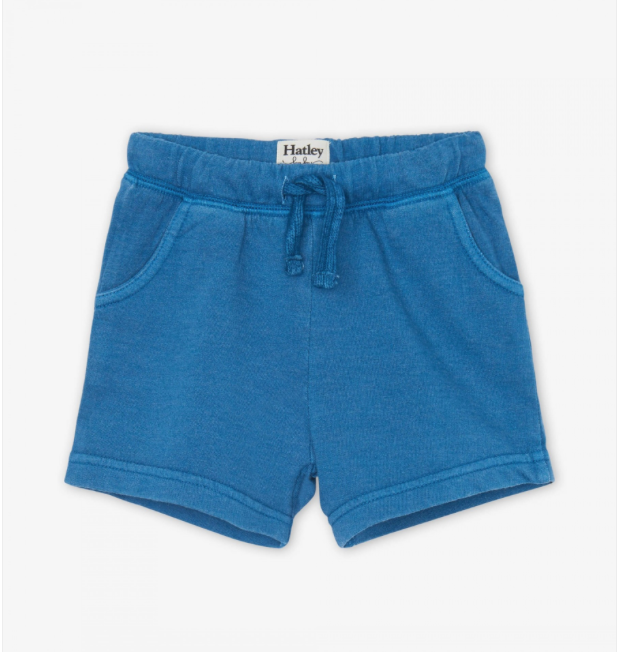 boy hatley cotton shorts