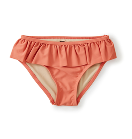 girl tea collection ruffled bikini bottom