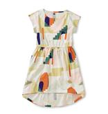 girl tea collection hi-lo dress