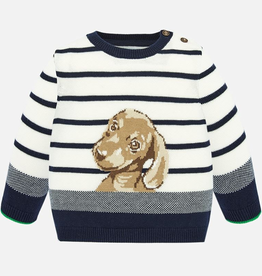 little girl mayoral graphic sweater