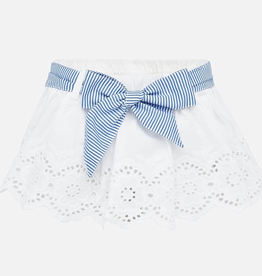 little girl mayoral eyelet skirt