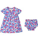 little girl hatley baby puff dress