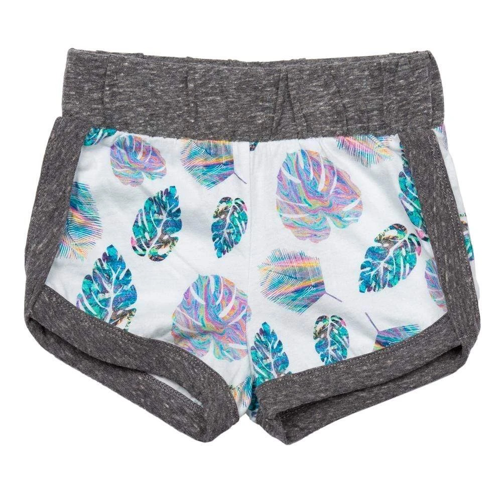 little girl miki miette graphic shorts
