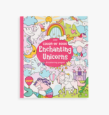 playtime color-in book: enchanting unicorns