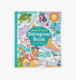 playtime color-in book: outrageous ocean