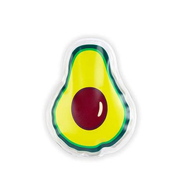 personal care hot/cold pack, avocado