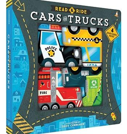 book read & ride cars and trucks