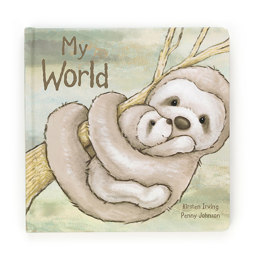 playtime jellycat my world book