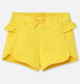 little girl mayoral ruffled shorts