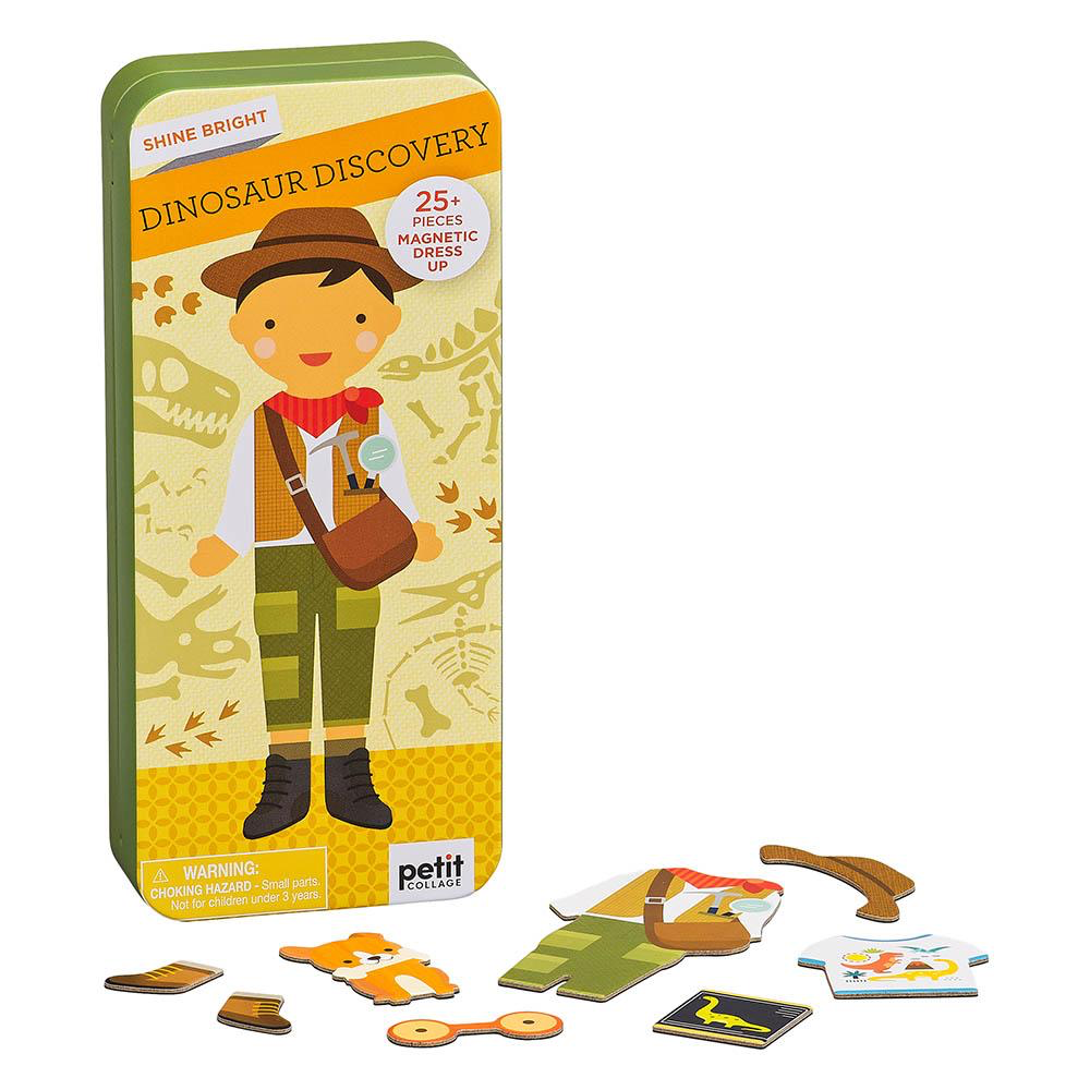 playtime magnetic dress up