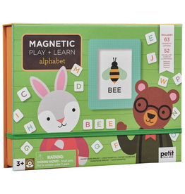 playtime magnetic play learn alphabet